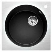 Интегрированная кухонная мойка Blanco Artago 6-IF/A SteelFrame