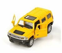 Внедорожник Пламенный мотор Hummer H3 1:43 (870131) 1:43 9 см