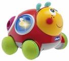 Каталка-игрушка Chicco Божья коровка на колесиках «Вперёд, ребята!» (69072) со звуковыми эффектами