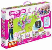 Электромеханический конструктор ENGINO Inventor Girl IG30