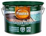 Лак яхтный Pinotex Lacker Yacht полуматовый (9 л) алкидно-уретановый