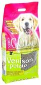 Корм для собак Nero Gold оленина с картофелем