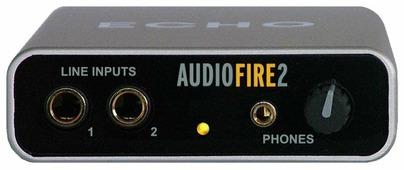 Внешняя звуковая карта Echo AudioFire 2