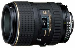 Объектив Tokina AT-X 100mm f/2.8 (AT-X M100) AF PRO D Nikon F