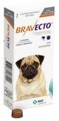 Бравекто (MSD Animal Health) Для собак массой 4,5–10 кг