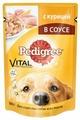 Корм для собак Pedigree для здоровья кожи и шерсти, для здоровья костей и суставов, курица