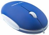 Мышь Solarbox X06 Blue USB