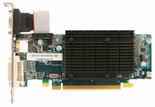 Видеокарта Sapphire Radeon HD 5450 650Mhz PCI-E 2.1 1024Mb 1334Mhz 64 bit DVI HDMI HDCP