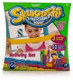 Масса для лепки Skwooshi Набор 3 цвета и 10 аксессуаров (30004)