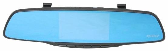 Видеорегистратор с радар-детектором Eplutus D17 2CH
