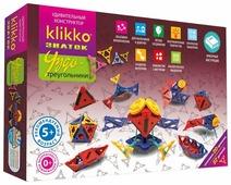 Конструктор Знаток Klikko Чудо-треугольники 20в1