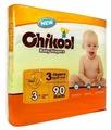 Chikool подгузники M (7-13 кг) 90 шт.