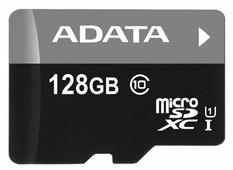 Карта памяти ADATA Premier microSDXC Class 10 UHS-I U1