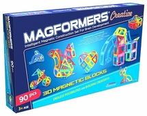Магнитный конструктор Magformers 703004 (63118) Creative 90