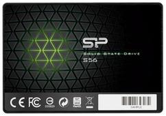 Твердотельный накопитель Silicon Power Slim S56 120GB