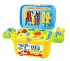 Amico Набор инструментов в чемодане 38786