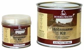 Шпатлевка Borma Wachs Holzmasse K2