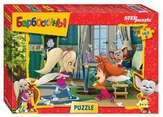 Пазл Step puzzle Мельница Барбоскины (94020), 160 дет.