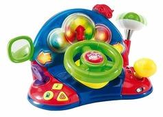 Интерактивная развивающая игрушка Bright Starts Маленький водитель