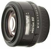 Объектив Pentax SMC FA 50mm f/1.4
