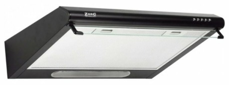 Подвесная вытяжка ZorG LINE G 60 BK