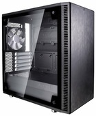 Компьютерный корпус Fractal Design Define Mini C TG Black