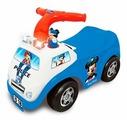 Каталка-толокар Kiddieland Полицейская машина Микки Мауса (052407) со звуковыми эффектами