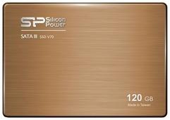 Твердотельный накопитель Silicon Power SP120GBSS3V70S25