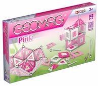 Магнитный конструктор GEOMAG Pink 343-142