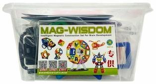 Магнитный конструктор Mag Wisdom 0096