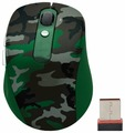 Мышь Cirkuit Planet CKP-MW1115 Green USB