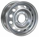Колесный диск Mefro 21214-3101015-15 5x16/5x139.7 D98 ET58 Серый