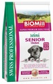 Корм для собак Biomill Swiss Professional Mini Senior Chicken