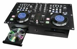 DJ CD-проигрыватель US Blaster USB 7338