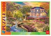 Пазл Hatber Любимый сад (1000ПЗ2_17104), 1000 дет.
