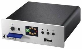 Сетевой аудиоплеер Pro-Ject Media Box S