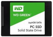 Твердотельный накопитель Western Digital WD GREEN PC SSD 240 GB (WDS240G1G0A)