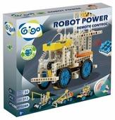 Электромеханический конструктор Gigo Experiments 7328 Мощные роботы на дистанционном управлении