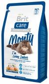 Корм для кошек Brit Care Monty с курицей