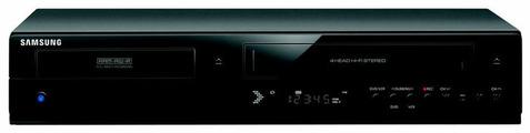 DVD/VHS-плеер Samsung DVD-VR370