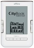 Электронная книга effire CityBook T3G