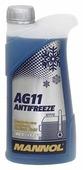 Антифриз Mannol Longterm Antifreeze AG11 -40°C,