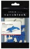 Конструктор Nanoblock Miniature NBC-003 Дельфин