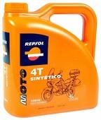 Моторное масло Repsol Moto Sintetico 4T 10W40 4 л