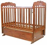 Кроватка Топотушки Виолетта-6 (классическая)
