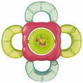 Прорезыватель-погремушка Happy Baby Teether rattle 20011