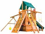 Домик Rainbow Play Systems Rainbow Clubhouse II with Playhouse
