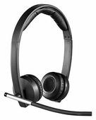 Компьютерная гарнитура Logitech Wireless Headset Dual H820e