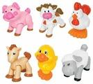 Развивающая игрушка Kiddieland Домашние животные