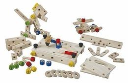 Винтовой конструктор PlanToys Construction 0159400